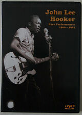JOHN LEE HOOKER / RARE PERFORMANCES 1960 - 1984 / ROUNDER RECORDS 2002 / R0