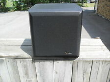 INFINITY SSW-10 10 inch POWERED SERVO SUBWOOFER FOR PARTS/REPAIR - NO  WOOFER
