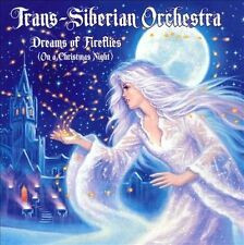 Dreams of Fireflies On a Christmas Night Trans-Siberian Orchestra (CD Oct-2012)