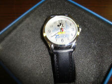 Mickey Mouse Watch---75 Years With Mickey---In Collector Tin