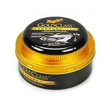 Meguiar's GOLD GLASS CARNAUBA PLUS Car Premium Paste Wax CREATES BRILLIANT SHINE
