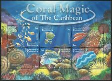Dominique Dominica Poissons Coraux Corals Fishes Fische Korallen ** 2000