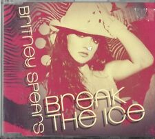 Britney Spears - Break The Ice - 4 Track Australian CD Single [88697290292]