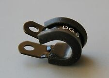 -20AN ID 38 mm I.D Aluminium Rubber Lined Cushioned P Clamp / P Clip