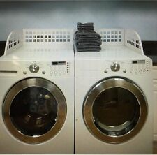 Laundry Guard Front Loading Washer & Dryer Adjustable Guard  NEW