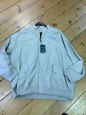 Ben Sherman King Size Harrington/Moon (Stone) - 5X