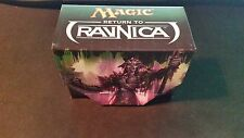 1x Empty Deck Box RETURN TO RAVNICA - GOLGARI NM/SP Condition MTG Magic FTG