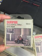 SUNPAK PICTURESPLUS FILTER - 52mm (PL)