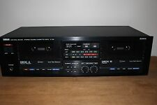 Vintage Yamaha K-28 Natural Sound Stereo Double Cassette Tape Deck Dolby Dubbing