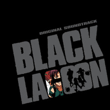 BLACK LAGOON / ORIGINAL SOUND TRACK CD (Free shipping)