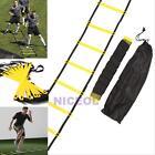 Durable 8 Rung 12 Feet 4m Agility Ladder for Soccer Football Speed Feet Training