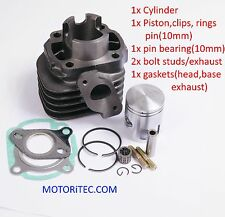 50cc 40mm  cylinder kit for Minarelli Yamaha PGO Malaguti scooter moped i