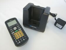 New Dolphin 7200 Hand Held Products 90051080 Laser Scanner And Charging Base
