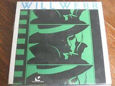 Will Webb - S/T LP NEW - SEALED - RARE  guinness records tax shelter scam vinyl