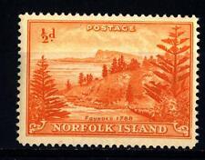 "NORFOLK ISLAND - 1947-1959 - Vedute di ""Ball Bay"""