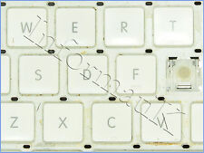 Apple MacBook 13 A1342 MC207 MC516 2009 2010 Tasto UK Keyboard Key V3V
