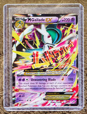 Pokemon Mega Gallade EX 35/108 - XY Roaring Skies - Ultra Rare Holo Card