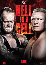 ARTIST NOT PROVIDED-WWE:HELL IN A CELL 2015  DVD NEW