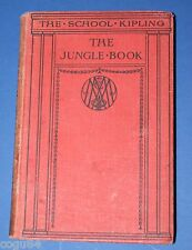 The Jungle Book - Ruyard  Kipling - School Edition 1932