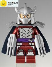 tnt020 Lego 79101 Teenage Mutant Ninja Turtles - Shredder Minifigure w Claws New
