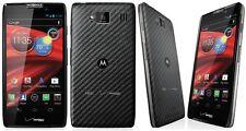 Motorola XT926 Droid Razr HD 16GB Verizon Wireless 4G LTE BLACK Smartphone