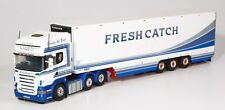 Tekno 23320 Scania R Topline 6x2 with reefer semitrailer Anderson Fresh Catch
