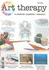 ART THERAPIE N°06 CREATIVITE / POSITIVITE / RELAXATION