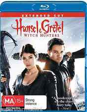 Hansel And Gretel Witch Hunters : NEW Blu-Ray