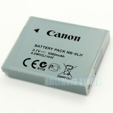 Genuine Original NB-6LH Battery for Canon NB-6L SX510 SX170 S200HS NB6LH CB-2LYE