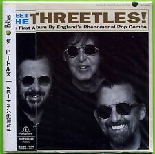 The Beatles MEET THE THREETLES! mini LP Japan CD Sealed w/OBI Strip TOCP-201060
