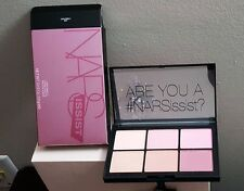 NARS LIMITED EDITION NARSISSIST UNFILTERED II CHEEK PALETTE NIB NEW RELEASE