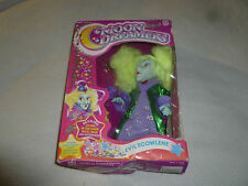 NEW IN BOX MOONDREAMERS FIGURE EVIL SCOWLENE 1986 HASBRO VINTAGE GLOW IN DARK