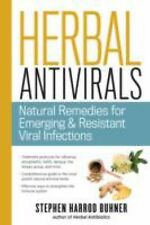 Herbal Antivirals Natural Remedies for Emerging Stephen Harrod Buhner WT70249