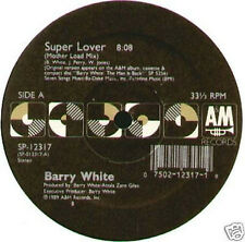 BARRY WHITE - Super Lover - A&M
