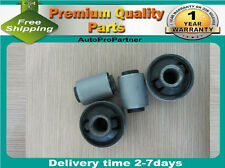 4 FRONT LOWER CONTROL ARM BUSHING FOR SUBARU LEGACY 03-13 SUBARU IMPREZA 07-13