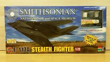 F-117A Stealth Fighter Smithsonian National Air and Space Museum Airfix 3055