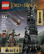 Brand New Sealed Lego 10237 Tower of Orthanc (Lord of the rings, Hobbit)
