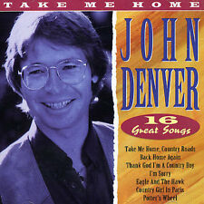 Take Me Home: 16 Great Songs New CD