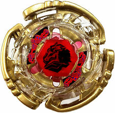 Limited Edition GOLD Cyber Pegasus / Pegasis Metal Fight Beyblade - USA SELLER