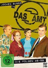 DAS AMT - Folgen 46-58 - Jochen Busse (2 DVDs) *NEU OVP* Box/Staffel 4