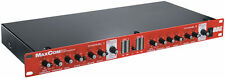 BBE MaxCom Dual Channel Rack Compressor/Limiter/Gate