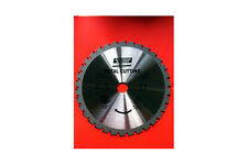 180mm TCT CIRCULAR SAW BLADE FOR  SAWS - METAL CUT - 34 Teeth x 20mm Bore