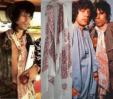 Keith Richards stile sciarpa-Keef ROLLING STONES Sciarpe