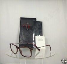 Brand New Authentic Hugo Boss 0548 Eyeglasses E87 Dark Havana Ruthenium BO0548
