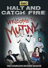 Halt and Catch Fire: The Complete Second Season (DVD) BRAND NEW SEALED