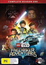 LEGO Star Wars - Freemaker Adventures S1 (DVD, 2016) (Region 4) Aussie Release