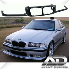 97-99 BMW E36 3-Series Front Grill Headlight Mounting Nose Panel Frame Metal
