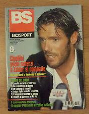 BS / BICISPORT N.8 DEL AGOSTO 2002 - POSTER MARIO CIPOLLINI (OK9)