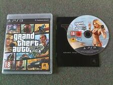 GTA V Grand Vol Auto 5 Five PS3