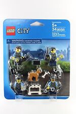 NEW LEGO® City FIRE & POLICE Accessory Set Minifigures - 850618,  850617 retired